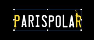 logo du Festival Paris Polar