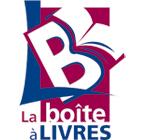 Logo de la librairie La Boîte à Livre à Tours