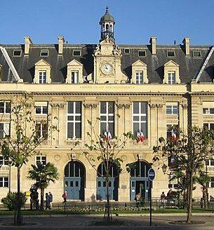 Mairie du 13ème arrondissement de Paris