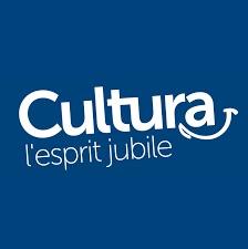 logo de la librairie Cultura