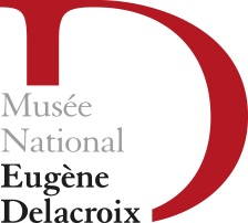 Logo du Musée Delacroix à Paris